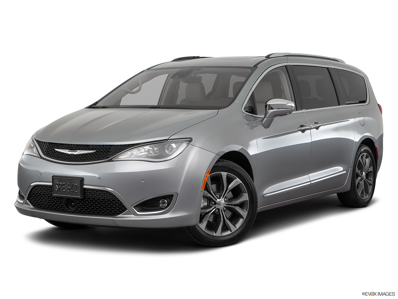 Exterior view of the Chrysler  Pacifica
