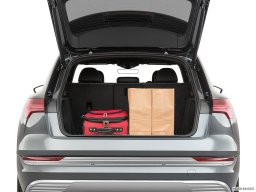 Display Trunk view of the Audi e-tron