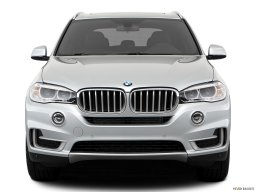 Display Front view of the BMW X5