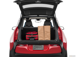 Display Trunk view of the BMW i3