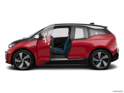 Display Side view of the BMW i3