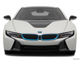 Display Front view of the BMW i8