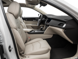 Display Interior view of the Cadillac CT6