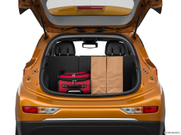 Display Trunk view of the Chevrolet Bolt