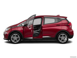 Display Side view of the Chevrolet Bolt