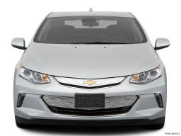Display Front view of the Chevrolet Volt