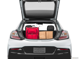 Display Trunk view of the Chevrolet Volt