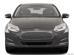 Display Front view of the Ford Focus Electric