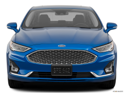 Display Front view of the Ford Fusion Energi