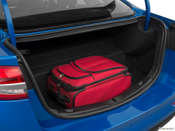 Display Trunk view of the Ford Fusion Energi