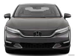 Display Front view of the Honda Clarity Electric