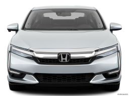 Display Front view of the Honda Clarity Plug-In Hybrid