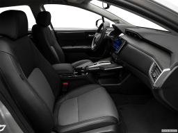 Display Interior view of the Honda Clarity Plug-In Hybrid