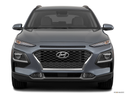 Display Front view of the Hyundai Kona Electric