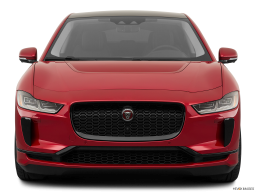 Display Front view of the Jaguar I-Pace