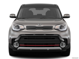 Display Front view of the Kia Soul EV