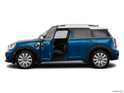 Display Side view of the MINI Cooper S E Countryman All4