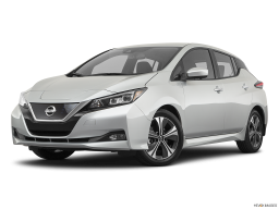 Go to Nissan LEAF SV