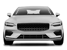 Display Front view of the Polestar 1