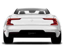 Display Trunk view of the Polestar 1
