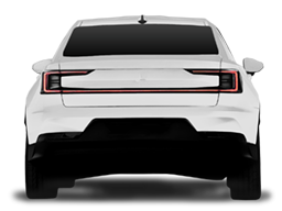Display Trunk view of the Polestar 2