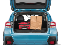 Display Trunk view of the Subaru Crosstrek Hybrid