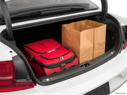 Display Trunk view of the Volvo S90 PHEV