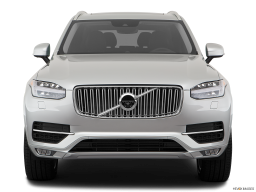 Display Front view of the Volvo XC90 PHEV