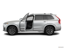 Display Side view of the Volvo XC90 PHEV