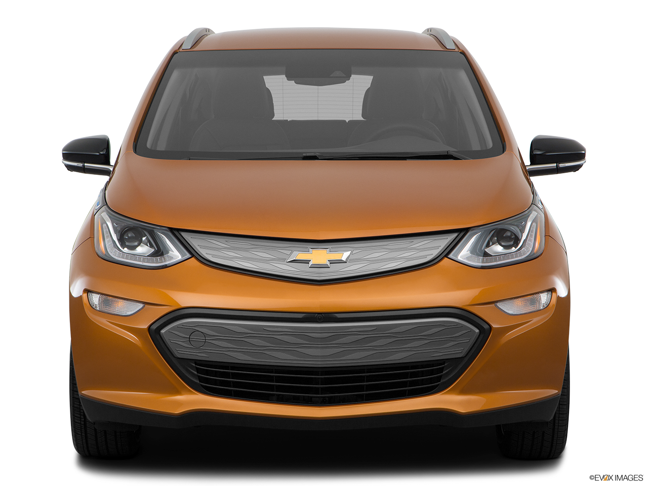 Front view of the Chevrolet Bolt
