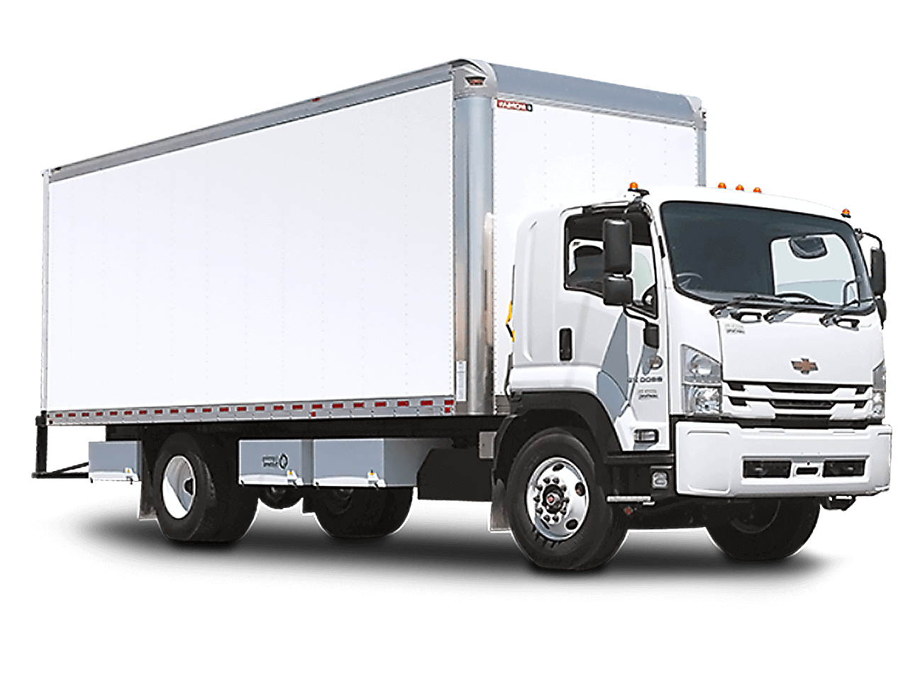 Lightning Electric Class 6 Low Cab Forward 122 kWh