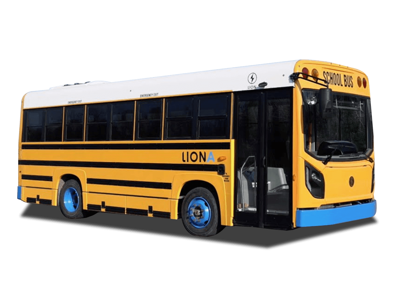 Lion A 168 kWh