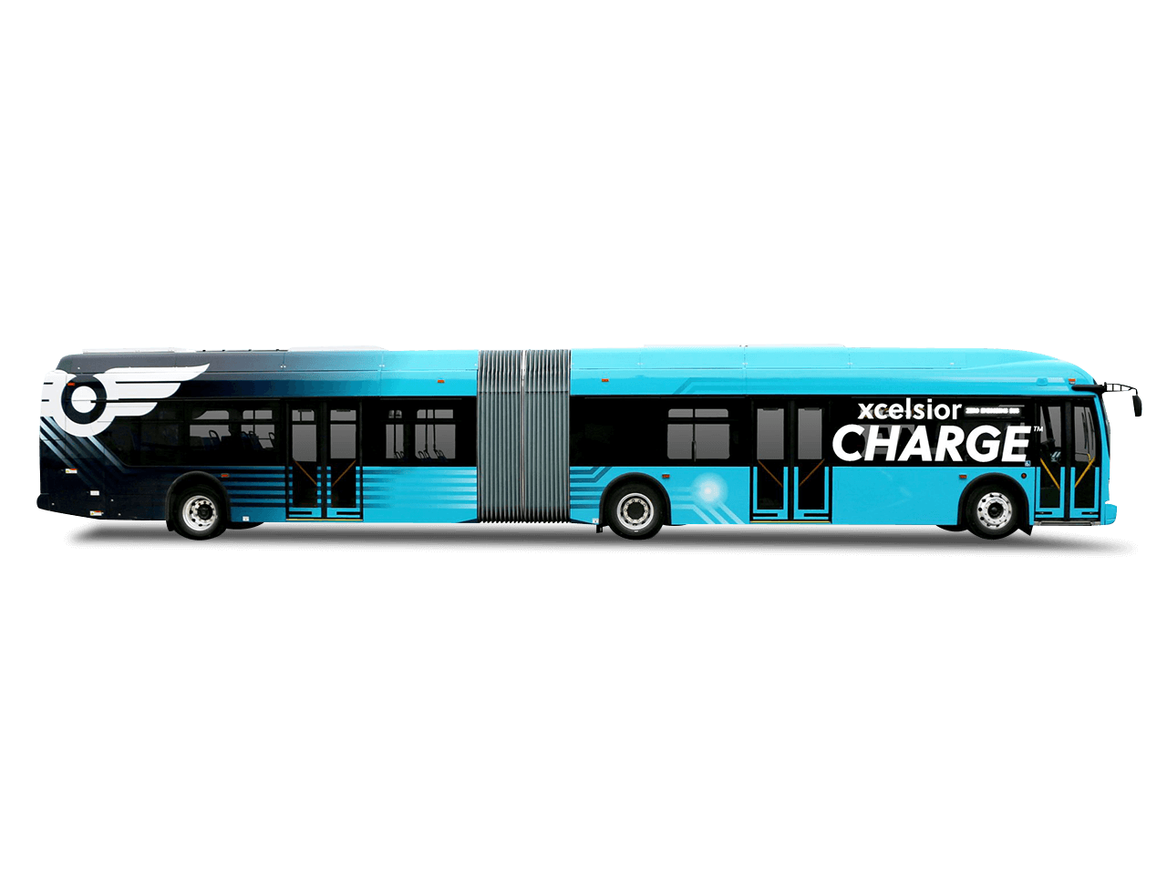 New Flyer Xcelsior Charge NG 60' 525 kWh